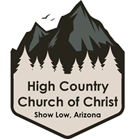 High Country Church Of Christ logo