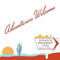 Brad's Desert Inn logo