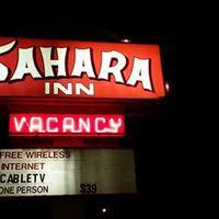 Sahara Inn logo