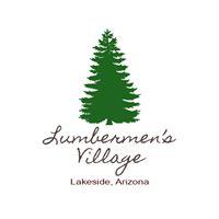 Lumbermen's Cabins logo
