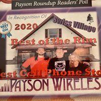 Payson Wireless logo