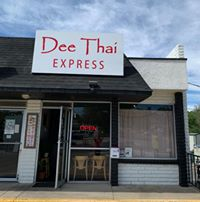 Dee Thai Express logo