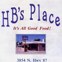 HB's Place logo