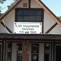 SJW Insurance Services logo