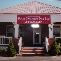 Body Elegance Day Spa logo