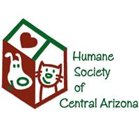 Humane Society Of Central Arizona logo