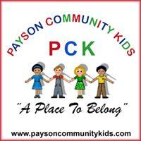 Payson Community Kids logo