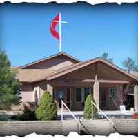 Payson United Methodist Church logo