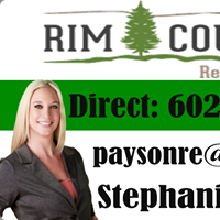 Rim Country Real Estate logo