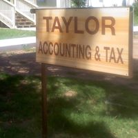 Taylor Accounting & Tax logo