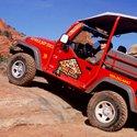 Red Rock Western Jeep Tours logo