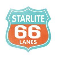 StarLite Lanes logo