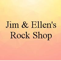 Jim & Ellen's Rock Shop logo