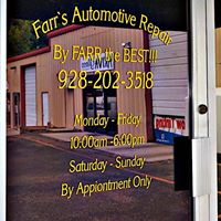 Farr's Automotive Repair logo