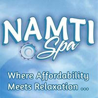 NAMTI Spa logo