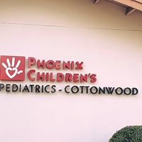 Red Rock Pediatrics logo