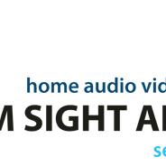 Custom Sight & Sound logo