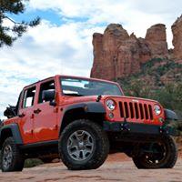 Barlow Jeep Rentals logo