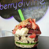 Berry Divine Acai Bowls logo