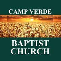 Camp Verde Baptist Church logo