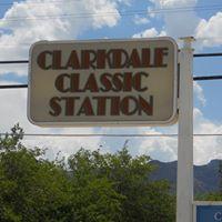 Clarkdale Classic Station logo