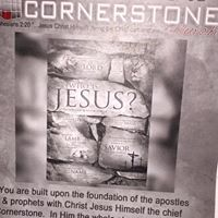 Cornerstone Church logo