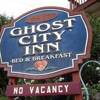Ghost City Inn logo