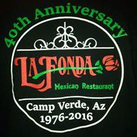 La Fonda Mexican Foods logo