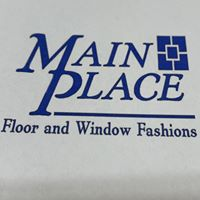 Main Place Floor & Window Fashions logo