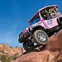 Pink Jeep Tours Mechanic Shop logo