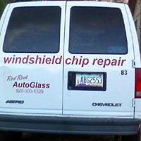 Red Rock Auto Glass logo