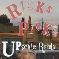 Ricks Picks logo