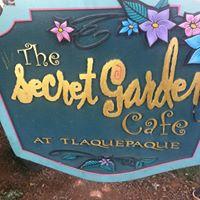 Secret Garden Cafe logo