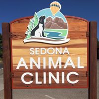 Sedona Animal Clinic logo