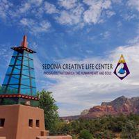 Sedona Creative Life Center logo