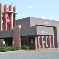 Sedona United Methodist Church logo
