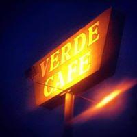 Verde Cafe logo