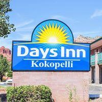 Days Inn Kokopelli logo