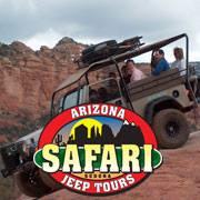 Safari Jeep Tours logo