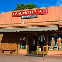 Dahling It's You logo