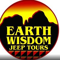 Earth Wisdom Jeep Tours logo