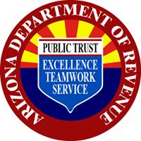 Arizona Department Of Revenue logo
