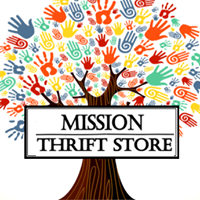 Mission Thrift Store logo
