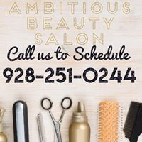 Ambitious Beauty Salon logo
