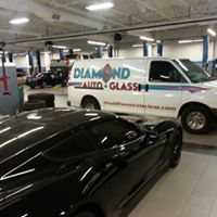 Diamond Auto Glass logo