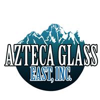Azteca Glass East logo