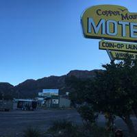 Copper Mountain Motel logo