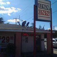 USA Inn logo