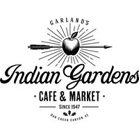Indian Gardens Cafe & Market logo