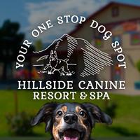Hillside Canine logo